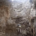 La gorge haute de Zakros